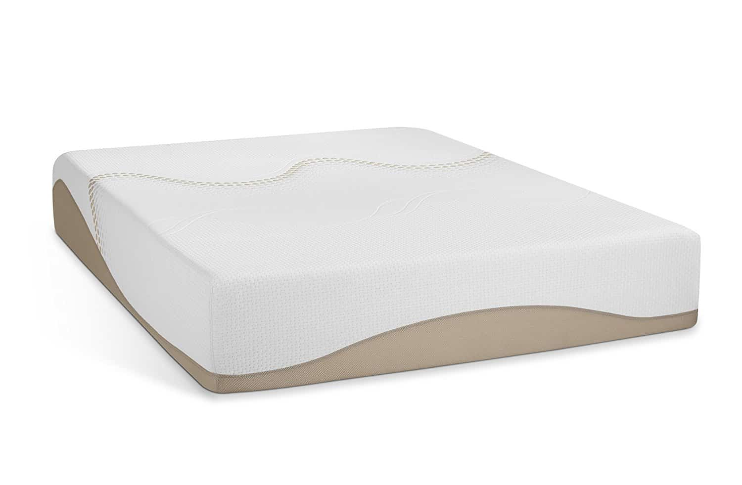 "Amerisleep Liberty 12"" Natural Memory Foam Mattress"